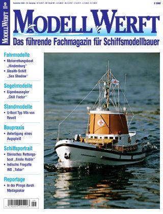 MODELLWERFT 09/2004