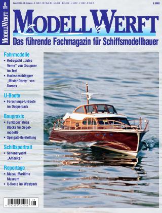 MODELLWERFT 08/2004