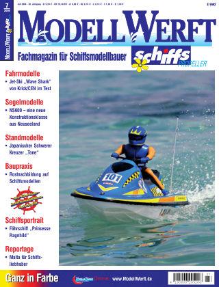 MODELLWERFT 07/2004