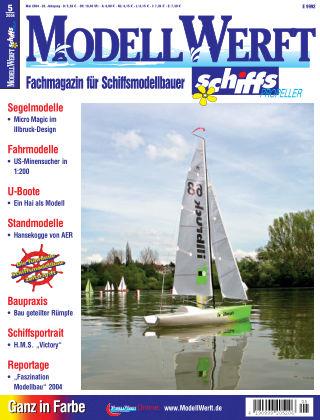 MODELLWERFT 05/2004