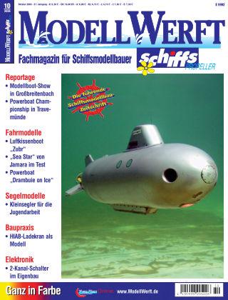 MODELLWERFT 10/2003