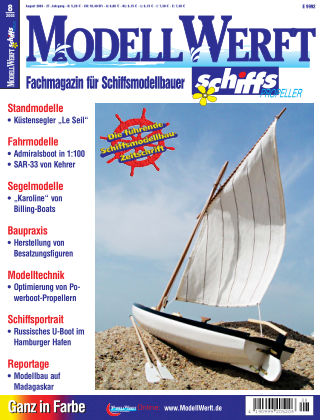 MODELLWERFT 08/2003