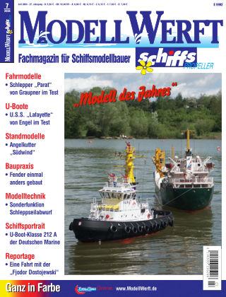 MODELLWERFT 07/2003
