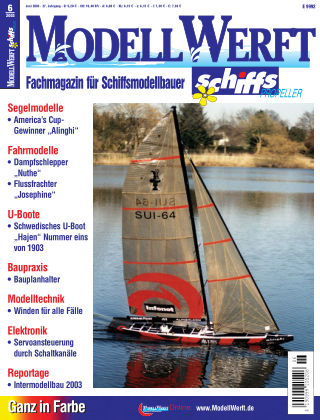 MODELLWERFT 06/2003
