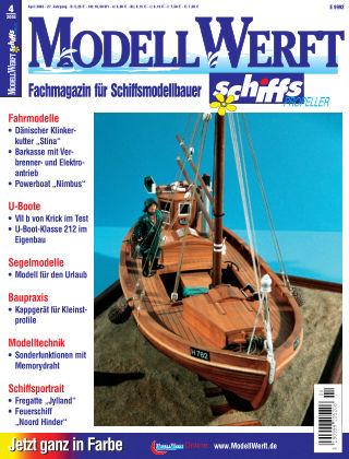 MODELLWERFT 04/2003