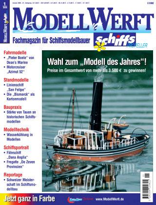 MODELLWERFT 01/2003