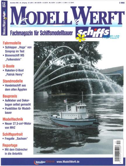 MODELLWERFT November 01, 2002 00:00
