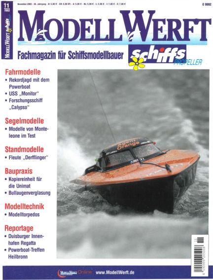 MODELLWERFT October 01, 2002 00:00