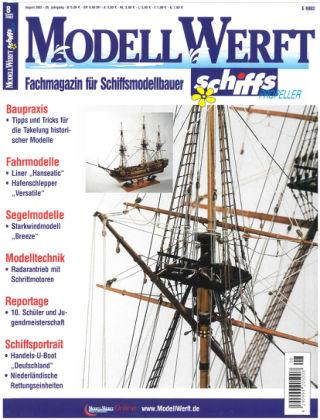 MODELLWERFT 08/2002