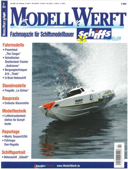 MODELLWERFT June 03, 2002 00:00