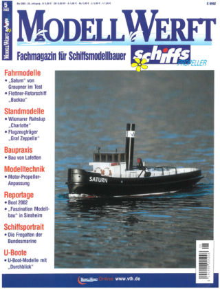 MODELLWERFT 05/2002