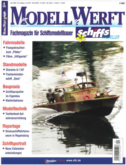 MODELLWERFT March 01, 2002 00:00
