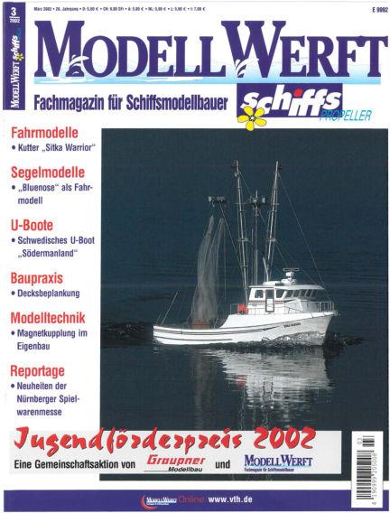 MODELLWERFT February 01, 2002 00:00