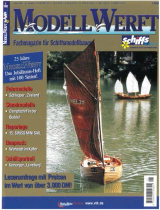 MODELLWERFT 01/2002