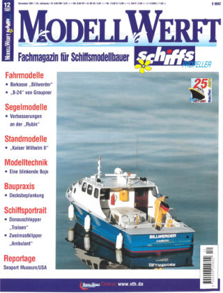 MODELLWERFT 12/2001
