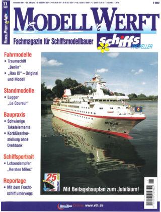 MODELLWERFT 11/2001