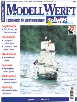 MODELLWERFT 10/2001