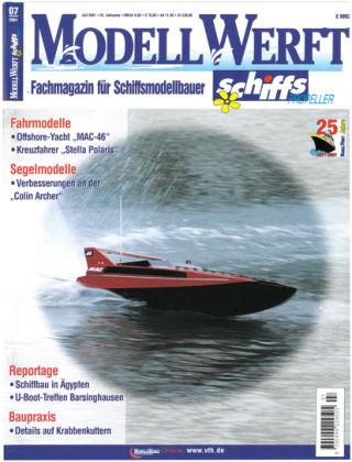 MODELLWERFT 07/2001
