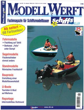 MODELLWERFT 06/2001