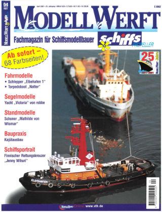MODELLWERFT 04/2001