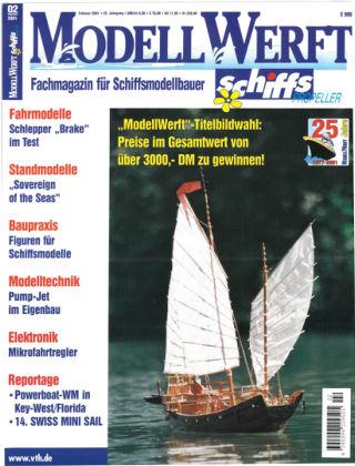 MODELLWERFT 02/2001