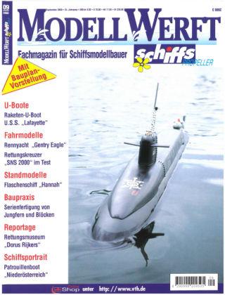 MODELLWERFT 09/2000