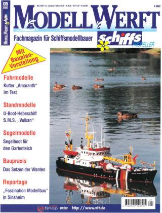 MODELLWERFT 05/2000