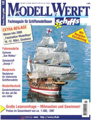 MODELLWERFT 03/2000
