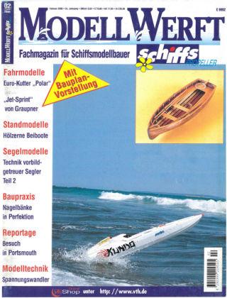 MODELLWERFT 02/2000