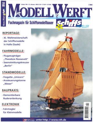 MODELLWERFT 10/1999
