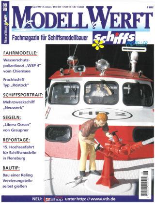 MODELLWERFT 08/1999