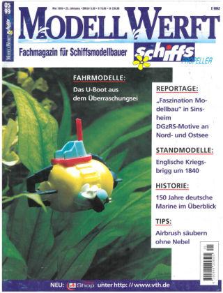 MODELLWERFT 05/1999