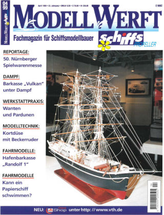 MODELLWERFT 04/1999
