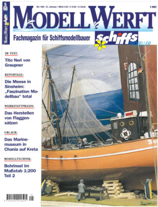 MODELLWERFT 05/1998