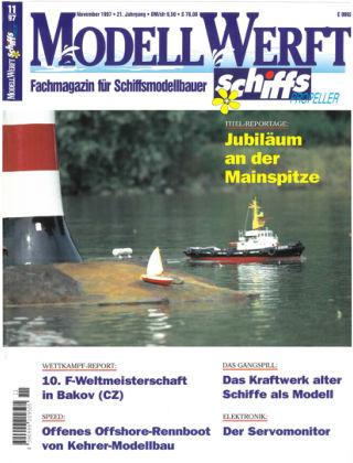 MODELLWERFT 11/1997