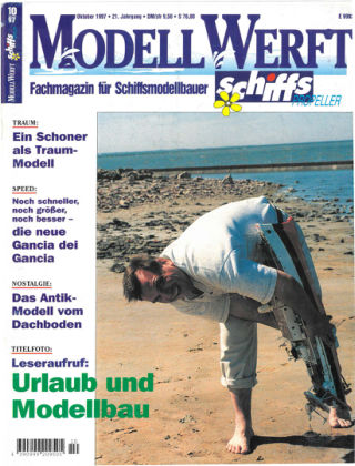 MODELLWERFT 10/1997