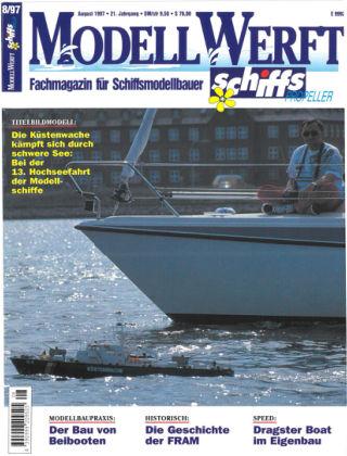 MODELLWERFT 08/1997
