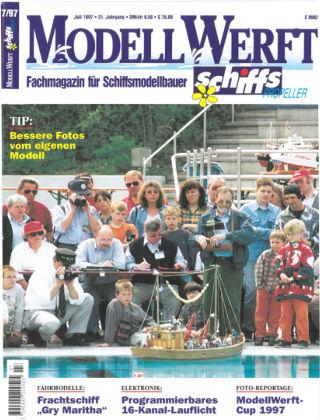 MODELLWERFT 07/1997