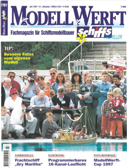 MODELLWERFT June 02, 1997 00:00