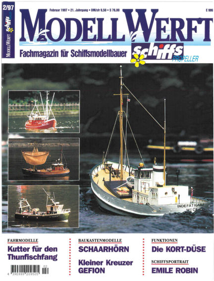 MODELLWERFT January 01, 1997 00:00