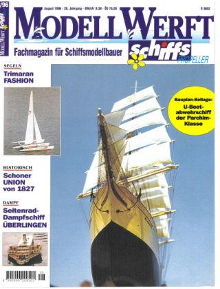 MODELLWERFT 08/1996