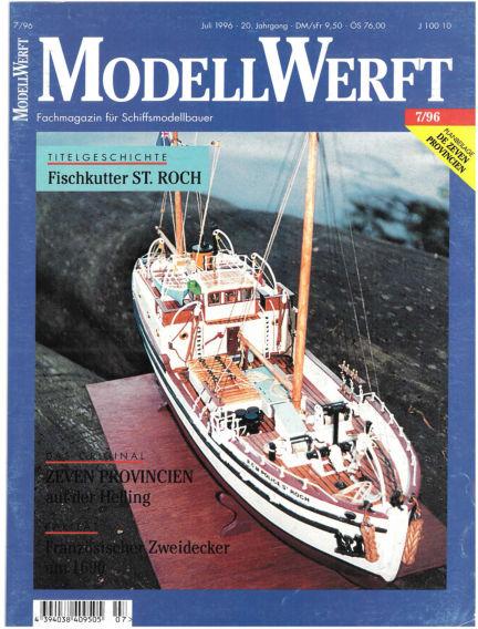 MODELLWERFT June 03, 1996 00:00