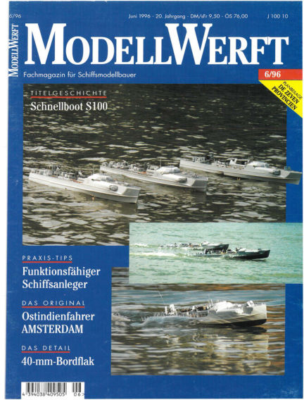 MODELLWERFT May 01, 1996 00:00