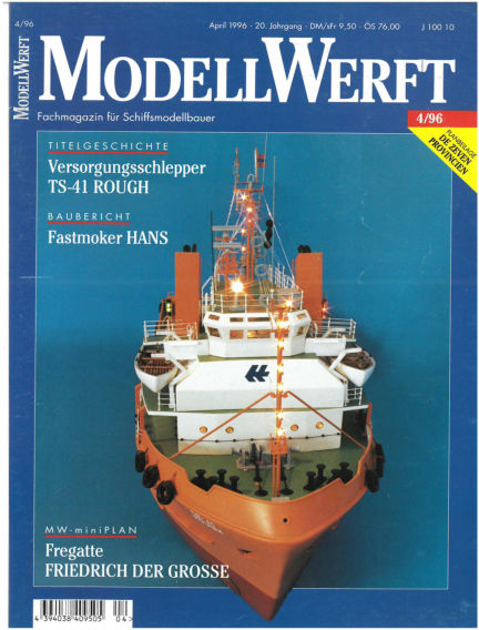 MODELLWERFT March 01, 1996 00:00