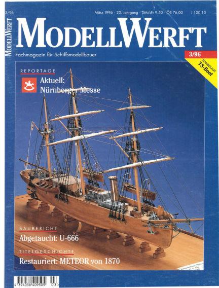 MODELLWERFT February 01, 1996 00:00