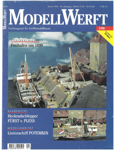 MODELLWERFT December 01, 1995 00:00