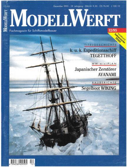 MODELLWERFT November 01, 1995 00:00