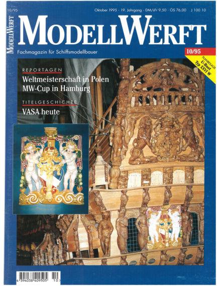 MODELLWERFT September 01, 1995 00:00