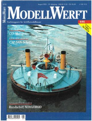 MODELLWERFT 08/1995