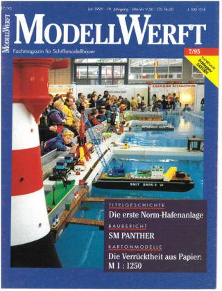 MODELLWERFT 07/1995